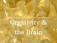 Creativity & the Brain