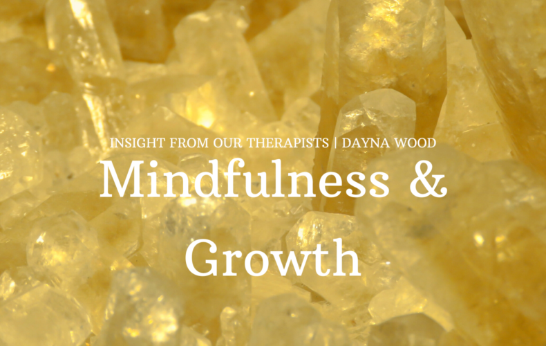 Mindfulness and Growth