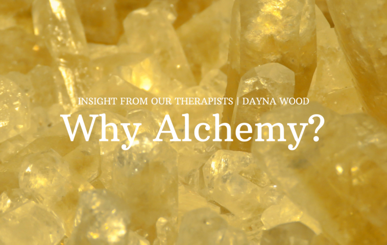 Why Alchemy?