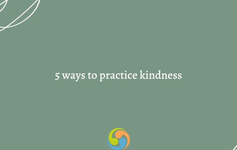 5 Ways To Be Kind Today