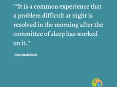 How Sleep Improves the Brain