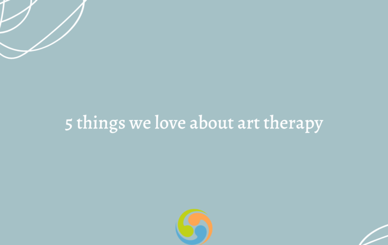 5 Things We Love About Art Therapy