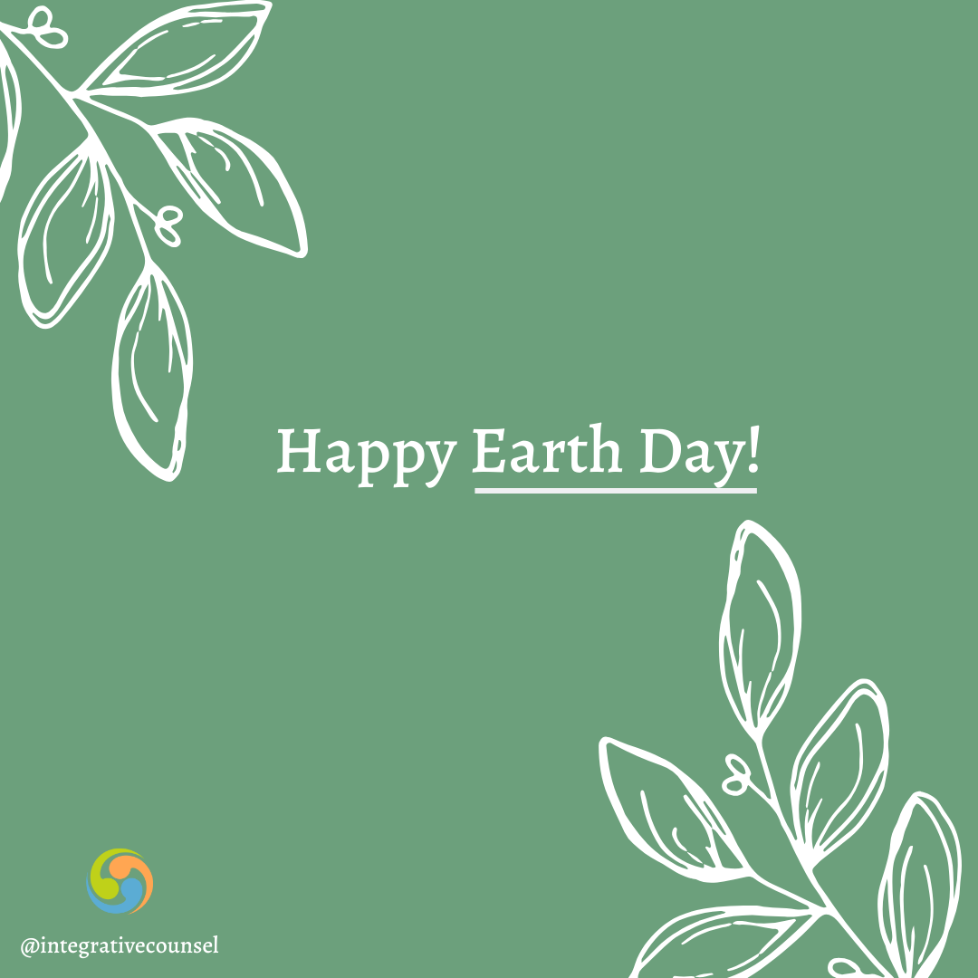 Read more about the article Earth Day 2020: Remembering Nature's Gifts