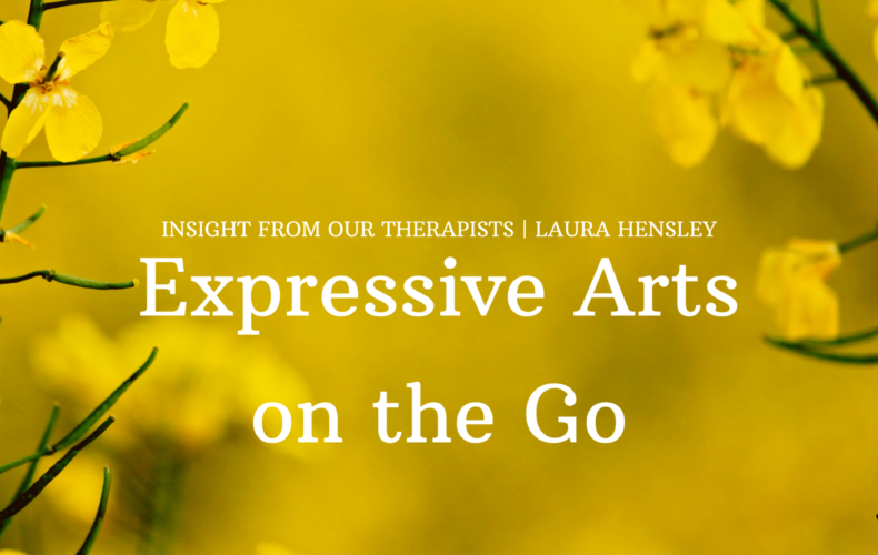 Expressive Arts on the Go