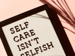 We Asked Our Therapists: What's Your Self Care Tip?