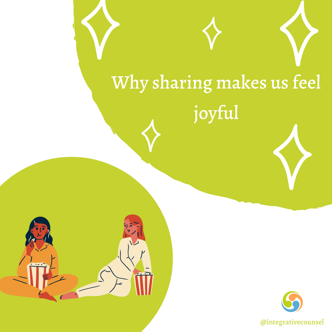 Read more about the article Why Sharing Makes Us Joyful