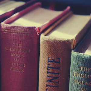 Read more about the article What Books Do Therapists Read?